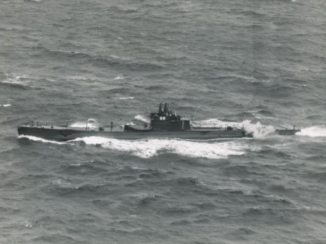 General Mola Submarine